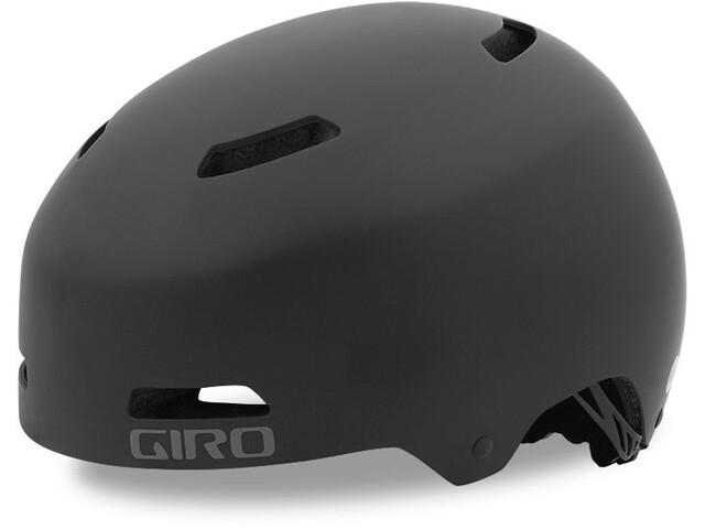 Giro Quarter FS Helmet mat black
